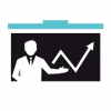 Flipchart Icon